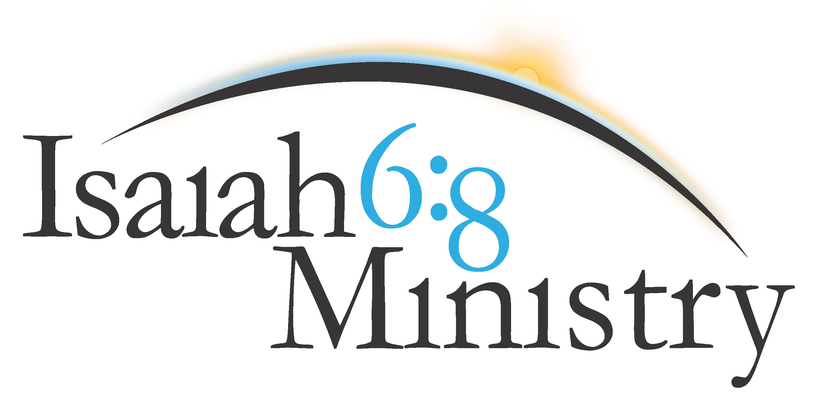 Isaiah 6:8 Logo